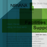 Nirvana Commercial | Website design & branding