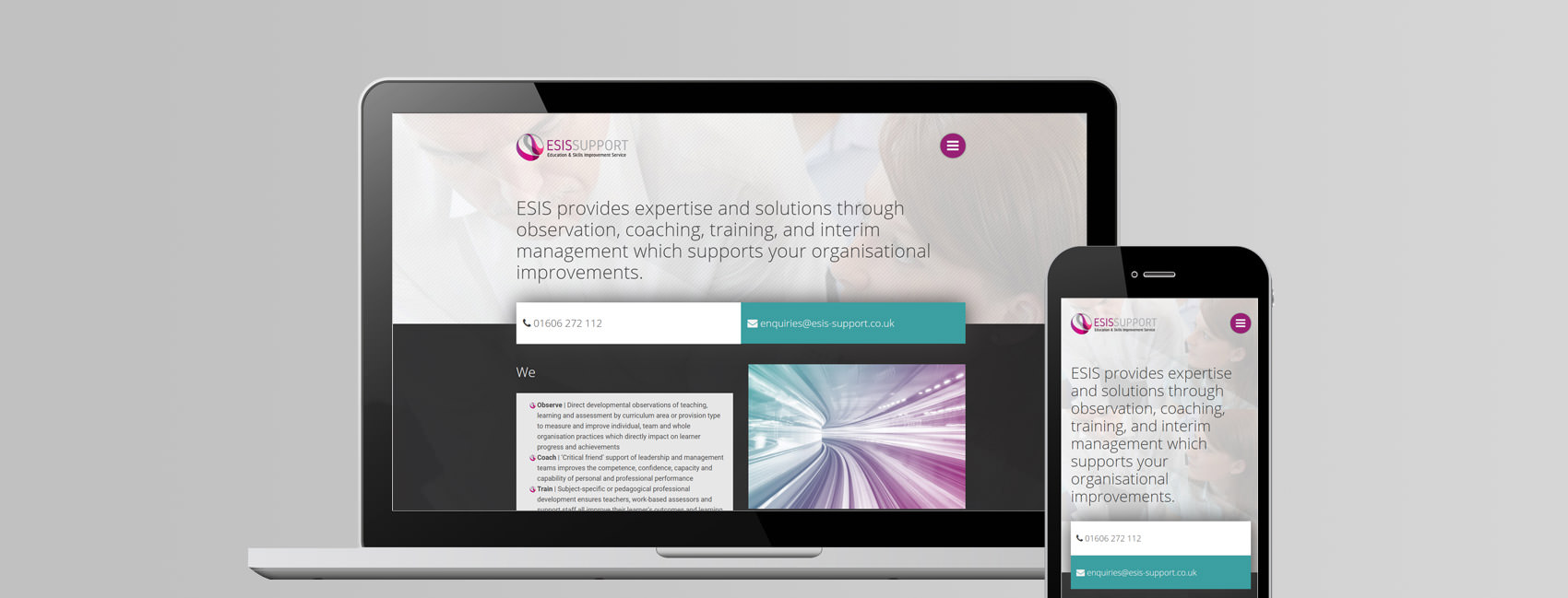 esis education website